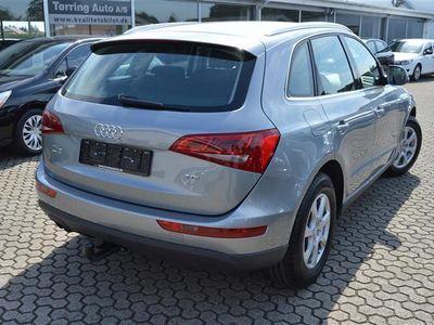 brugt Audi Q5 2,0 TDI DPF 143HK 5d 6g