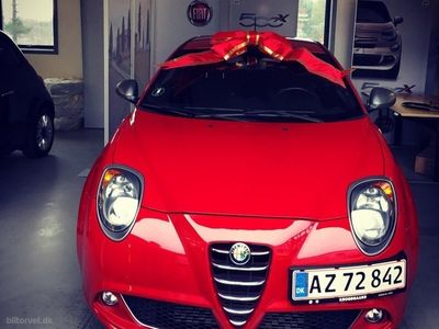brugt Alfa Romeo MiTo 1,4 Turbo Start & Stop 170HK 3d 6g