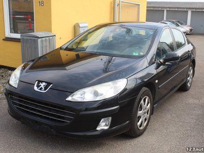 brugt Peugeot 407 2,0 XR