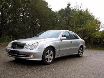 brugt Mercedes E320 3,2 CDI 204HK Aut.