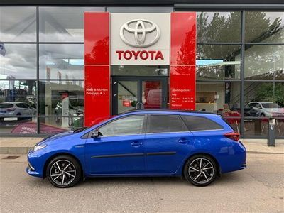 gebraucht Toyota Auris Touring Sports 1,8 B/EL Selected Bi-tone 136HK Stc Aut.