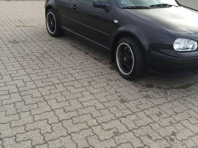 brugt VW Golf 2.0 115 HK