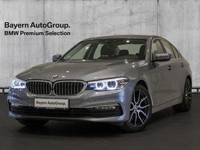 brugt BMW 520 d 2,0 aut.