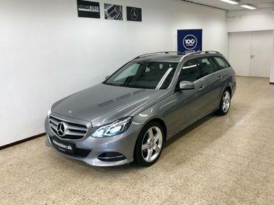 brugt Mercedes E220 2 CDi Avantgarde stc. aut. BE