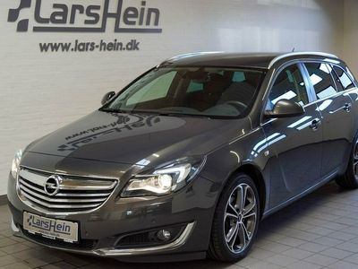 used Opel Insignia 2,0 CDTi 120 Edition ST eco