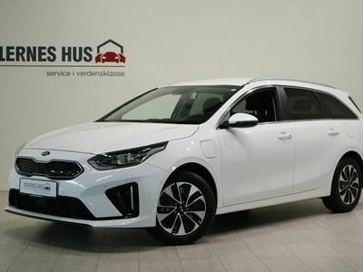 brugt Kia cee'd 1,6 PHEV Upgrade Intro SW DCT