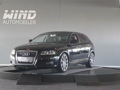 brugt Audi A3 2,0 TDI 140HK Stc