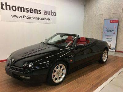 brugt Alfa Romeo Spider 2,0 TS 16V