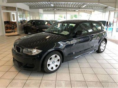 brugt BMW 116 d 2,0 D 116HK 3d 6g - Personbil - Sort