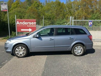 used Opel Astra 4 16V Limited Wagon