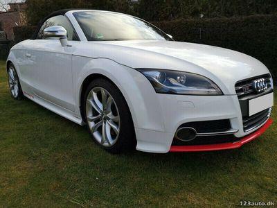 brugt Audi TT Roadster S