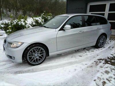 brugt BMW 320 d Touring Steptr.
