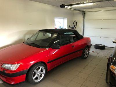 brugt Peugeot 306 Cabriolet