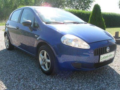 brugt Fiat Grande Punto 1,2 Active