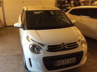 brugt Citroën C1 1,2