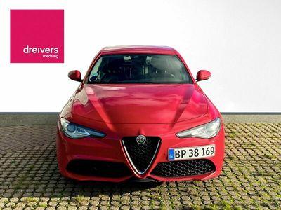brugt Alfa Romeo Giulia 2.0 TB 280 Q4 Aut.