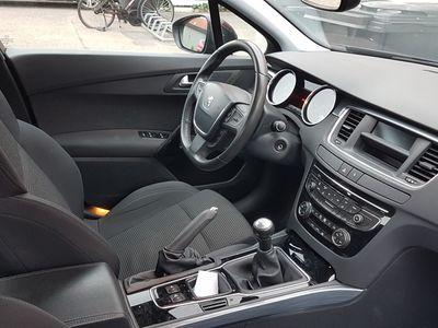 gebraucht Peugeot 508 1.6 114 HK Active