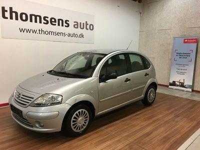 brugt Citroën C3 1,4 HDi Elegance Sensodrive