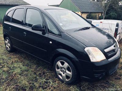 brugt Opel Meriva 1,3 CDTi Enjoy 5d