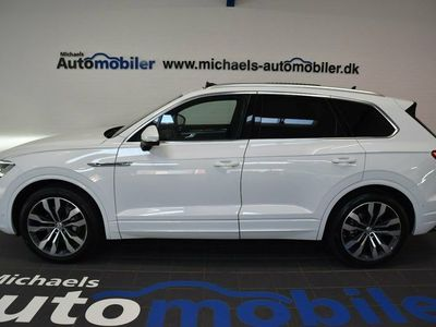 gebraucht VW Touareg 3,0 TDi 286 R-line aut. 4M Van