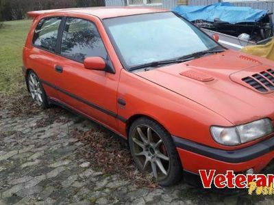 brugt Nissan Sunny 2,o twin cam gti