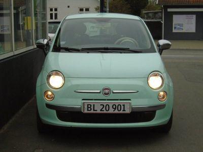 gebraucht Fiat 500 1,2 Go Mint