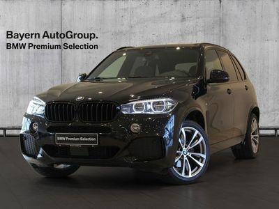 brugt BMW X5 3,0 xDrive30d M Edition aut.