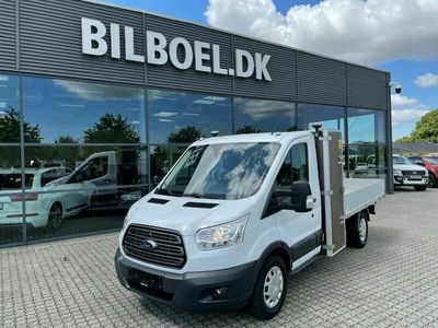 brugt Ford Transit 350 L2 Chassis 2,2 TDCi 125 Trend H1 RWD