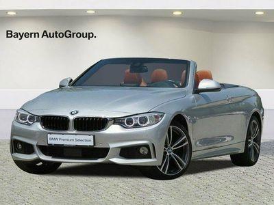 brugt BMW 428 i 2,0 Cabriolet xDrive aut.