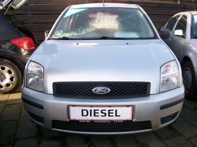 brugt Ford Fusion 1,4 TDCi