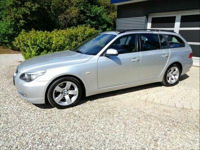 brugt BMW 525 d Touring Steptr.