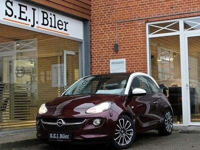 brugt Opel Adam 1,4 Glam 87HK aut 3d
