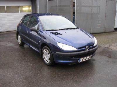 brugt Peugeot 206 1,4 HDi