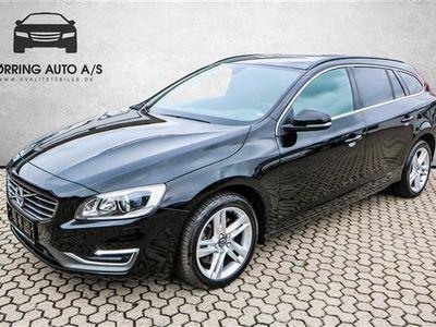 brugt Volvo V60 2,4 D5 Momentum 215HK Stc 6g Aut.