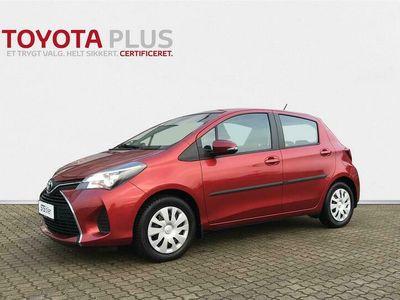 brugt Toyota Yaris 1,3 VVT-I Style Edition 100HK 3d 6g