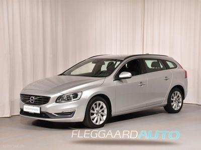 brugt Volvo V60 2,0 D4 Momentum VBL 181HK Stc