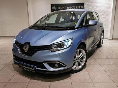 brugt Renault Scénic 1,2 Energy TCe Zen 115HK 6g