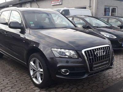 brugt Audi Q5 3,0 TDi 240 S-line quattro S-tr.