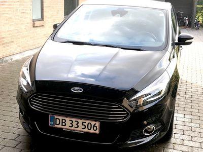 brugt Ford S-MAX 2.0 TDCi (180 HK) MPV Forhjulstræk Automatisk