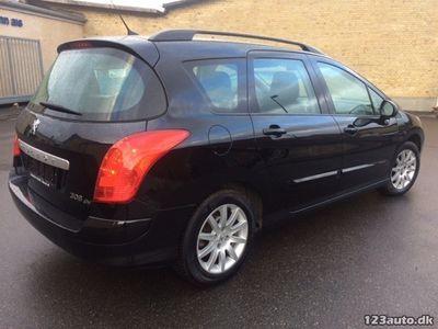 brugt Peugeot 308 1,6 HDI Comfort Plus 92HK Stc