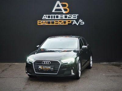 brugt Audi A3 Sportback 1,4 TFSi 150 Sport
