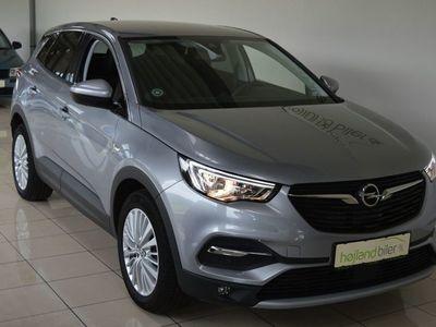 brugt Opel Grandland X 1,6 CDTi 120 Innovation aut.