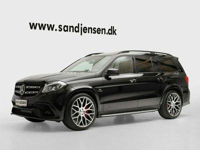 brugt Mercedes GLS63 AMG 5,5 AMG aut. 4-M Van