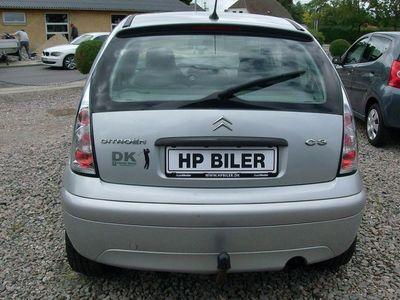 brugt Citroën C3 1,4 HDI Elegance 70HK 5d