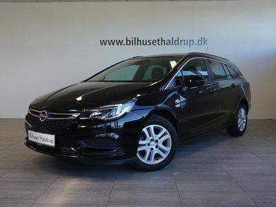 brugt Opel Astra 1,4 Turbo Enjoy Start/Stop 125HK Stc 6g