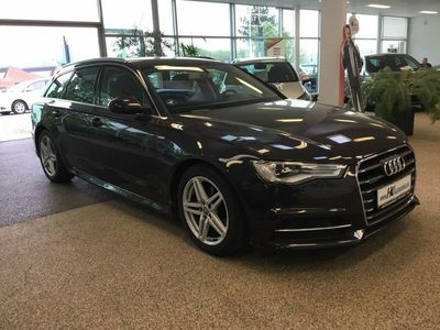 brugt Audi A6 2,0 TDi 190 Ultra Avant quat. S-tr