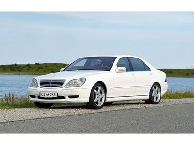 brugt Mercedes S320 3,2 lang