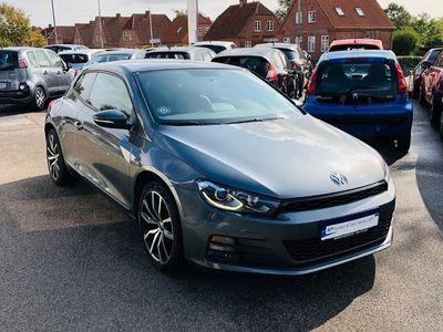 brugt VW Scirocco 2,0 TSi 180 BMT