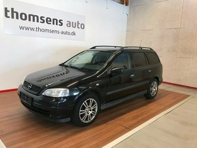 brugt Opel Astra Classic 1,7 CDTi 80 Wagon