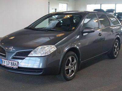 brugt Nissan Primera 1,6 Acenta stc.